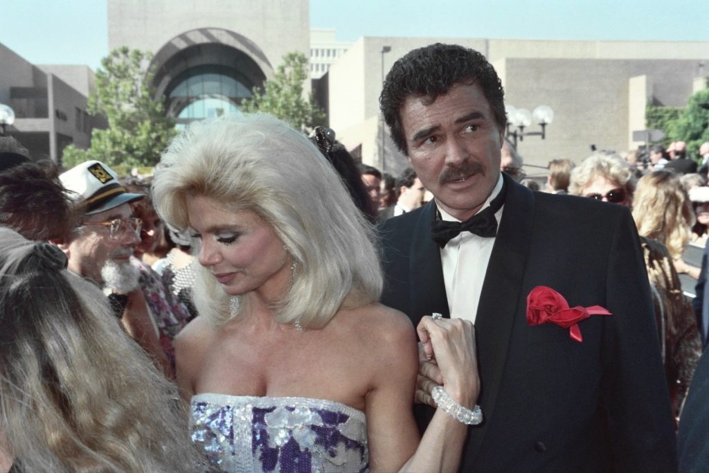Burt Reynolds © Wikimedia Commons