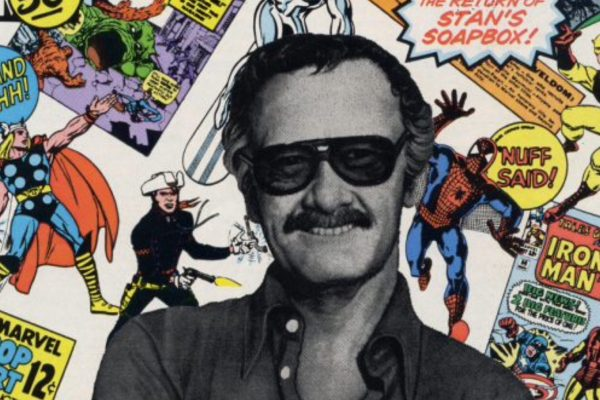 Stan Lee © Stranger Worlds